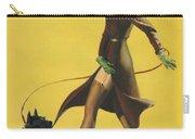 Gil Elvgren's Pin-up Girl Carry-all Pouch
