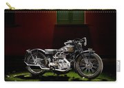Gilera Vl Lusso And Italian House Carry-all Pouch