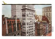 Gillender Building New York 1900 Carry-all Pouch