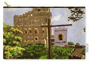 Gillette Castle East Haddam Connecticut Carry-all Pouch
