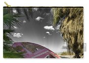 Gilligans Island Black And White 1 Carry-all Pouch