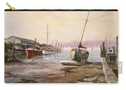 Gillingham Pier On The Medway Carry-all Pouch