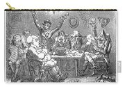 Gillray: Tavern, 1801 Carry-all Pouch