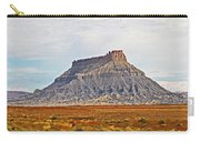 Gilson Peak Along The Colorado River Carry-all Pouch