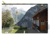 Gimmelwald Carry-all Pouch