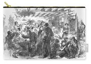 Gin Mill: London, 1861 Carry-all Pouch
