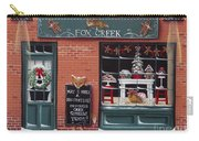 Gingerbread Bakery At Fox Creek Carry-all Pouch