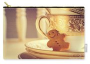 Gingerbread Man Carry-all Pouch