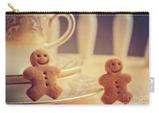 Gingerbread Men Carry-all Pouch