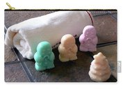 Gingerbread Men Soap Carry-all Pouch