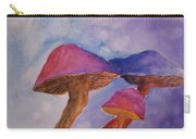 Gini's Shrooms Carry-all Pouch