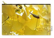 Ginko Tree Carry-all Pouch
