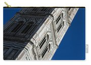 Giotto Fantastic Campanile - Florence Cathedral - Piazza Del Duomo - Italy Carry-all Pouch