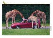 Giraffe. Animal Studies Carry-all Pouch