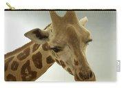 Giraffe Carry-all Pouch