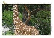 Giraffe Eats-09053 Carry-all Pouch