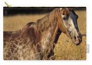 Giraffe Horse Carry-all Pouch