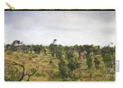 Giraffe Panorama Carry-all Pouch