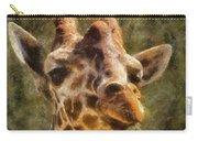 Giraffe Photo Art 01 Carry-all Pouch