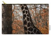 Giraffe Posing Carry-all Pouch