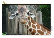 Giraffe-really-09025 Carry-all Pouch