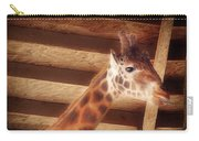 Giraffe Smarty Carry-all Pouch