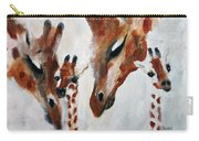 Giraffes - Oh Baby Carry-all Pouch
