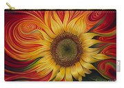 Girasol Dinamico Carry-all Pouch