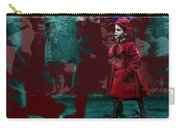 Girl In The Blood-stained Coat Carry-all Pouch