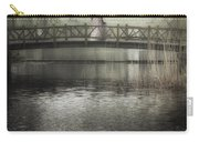 Girl On Bridge Carry-all Pouch