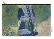 Girl With A Watering Can Carry-all Pouch