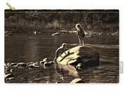 Girlfriends Sepia Carry-all Pouch