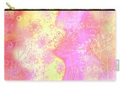 Girlz Only Abstract Carry-all Pouch