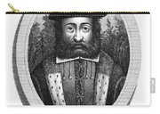 Girolamo Zanchi (1516-1590) Carry-all Pouch