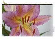 Girosa Lily Carry-all Pouch by Sandy Keeton