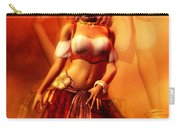 Gitana Carry-all Pouch by Carol Cavalaris