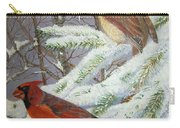 Give Her Wings To Fly Carry-all Pouch