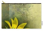 Give Thanks V Carry-all Pouch