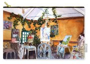 Giverny L'etalier  Carry-all Pouch