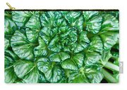 Glabrous Leaves Carry-all Pouch