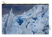 Glacial Blue Carry-all Pouch