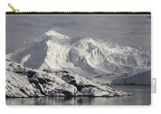 Glaciated Peaks Anvers Isl Antarctica Carry-all Pouch