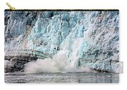 Glacier Calving Margerie Carry-all Pouch