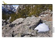 Glacier Gorge Ahead Carry-all Pouch