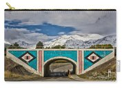 Glacier National Park East Gate Carry-all Pouch