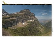 Glacier National Park Panorama Carry-all Pouch