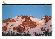 Glacier Peak At Kennedy Ridge Carry-all Pouch