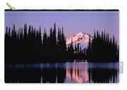 Glacier Peak Sunrise On Image Lake Carry-all Pouch