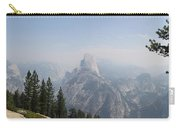 Glacier Point Panorama View Carry-all Pouch