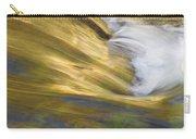 Glacier Stream Glacier National Park Carry-all Pouch